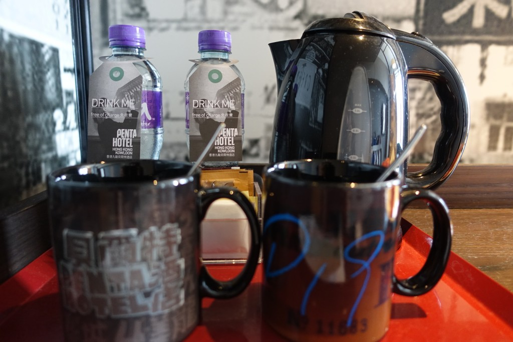 Mugs + Coffee + Water all for free