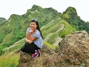 Peak of Mt. Batulao
