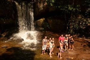 Cambodia Falls