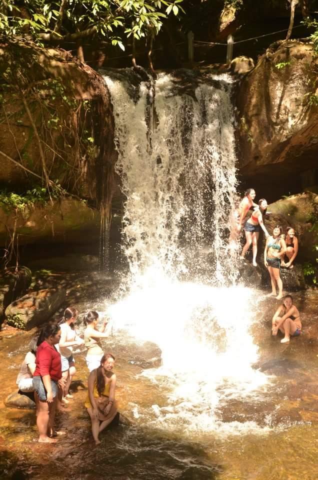 Cambodia Waterfalls