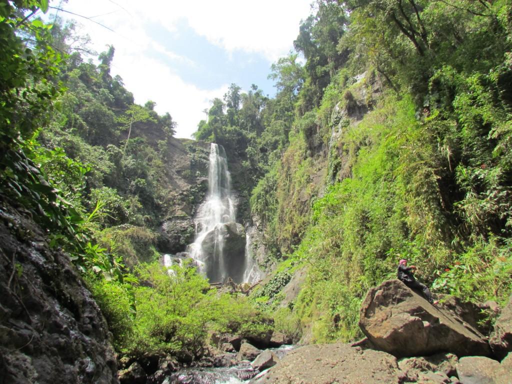 Gunano Falls